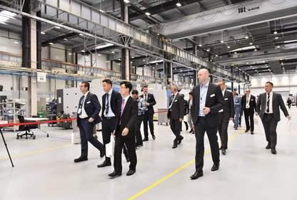 """mg4355助力""""未来工厂""""建设整体推进。"""